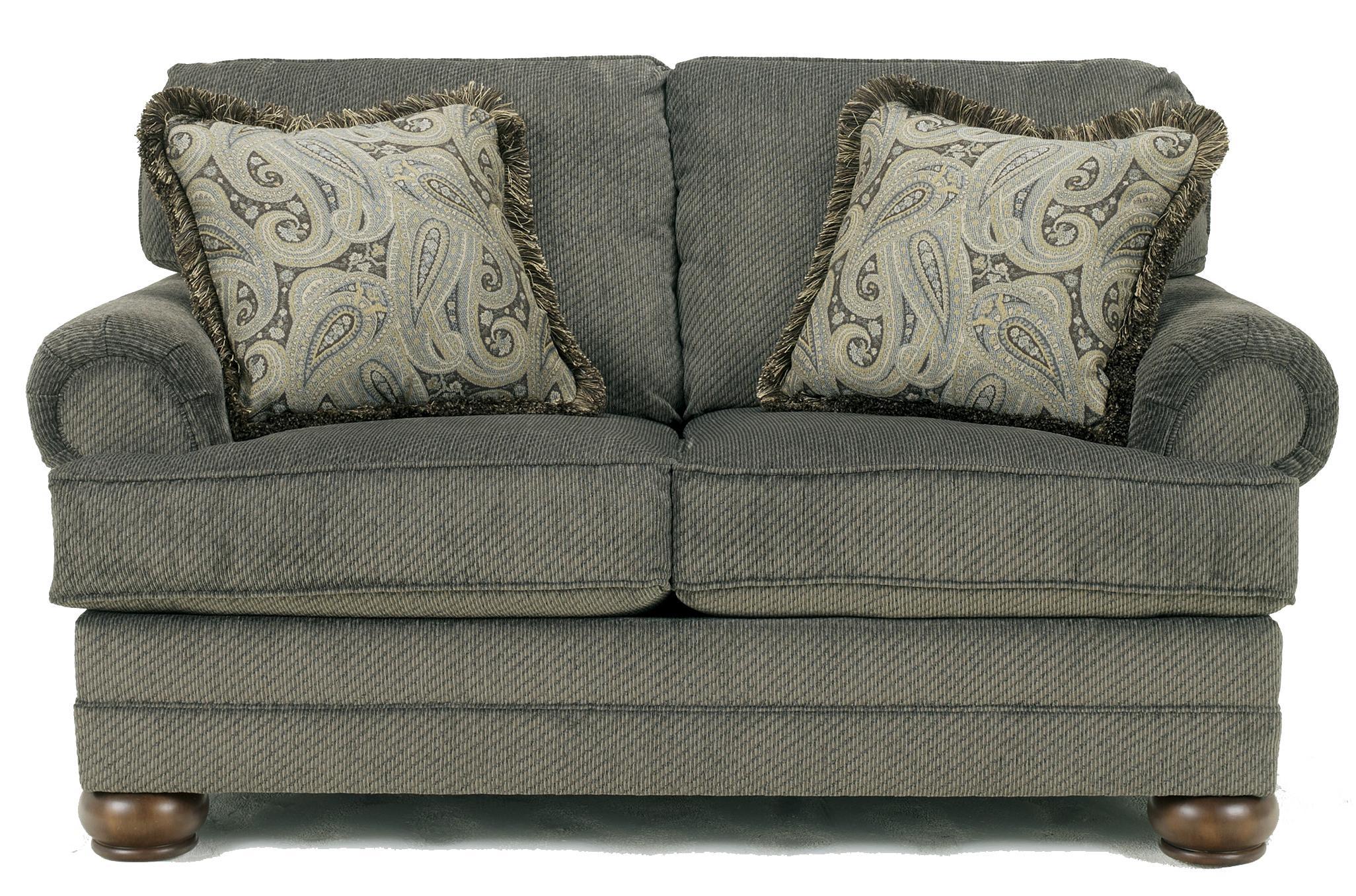 Signature Design by Ashley Parcal Estates - Basil Loveseat - Item Number: 7400535