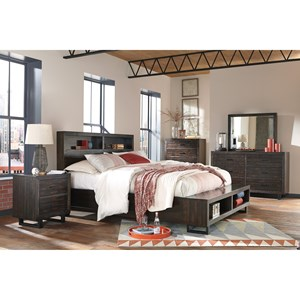 Signature Design by Ashley Parlone Queen Bedroom Group