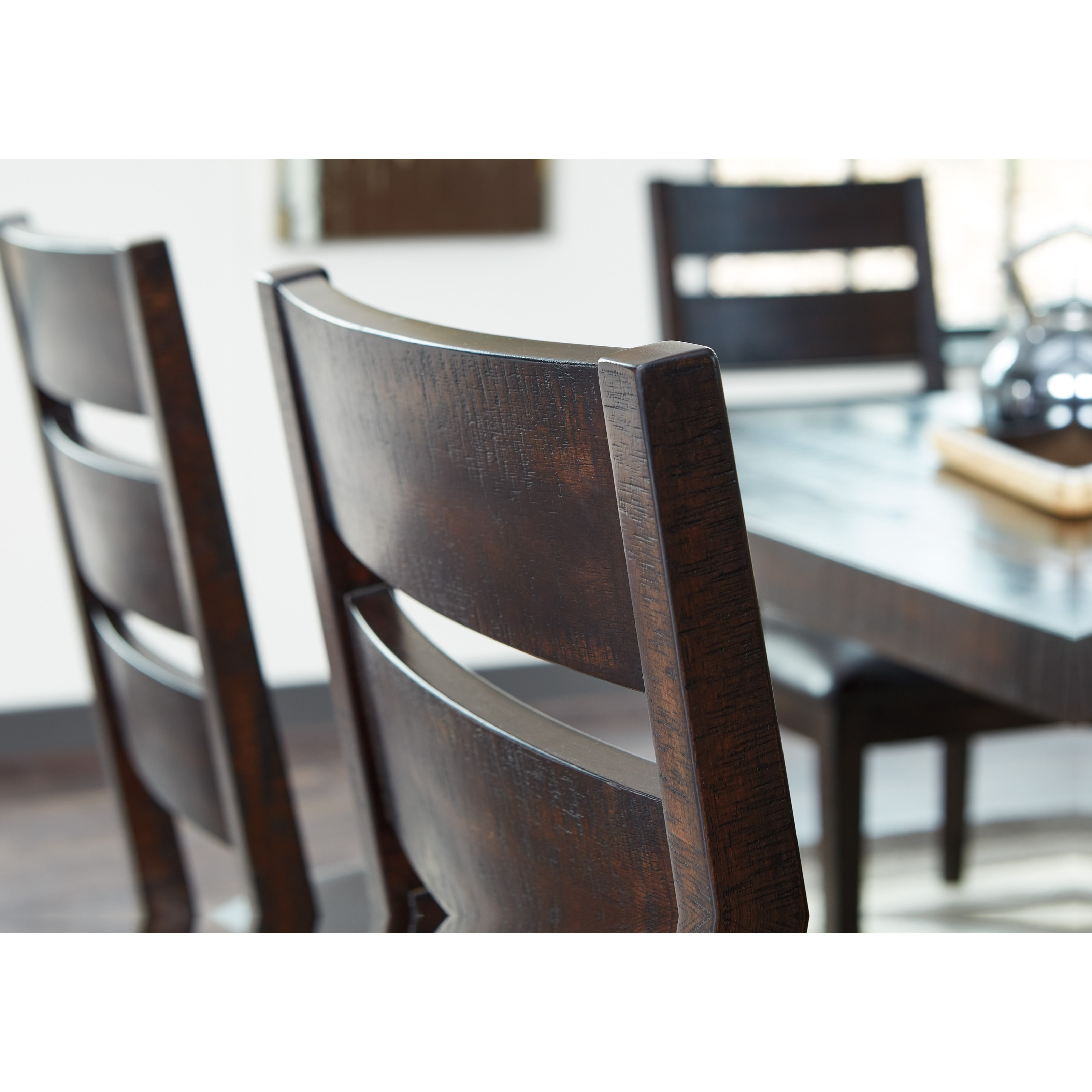 Signature Design by Ashley Parlone Modern Rustic Dining ...