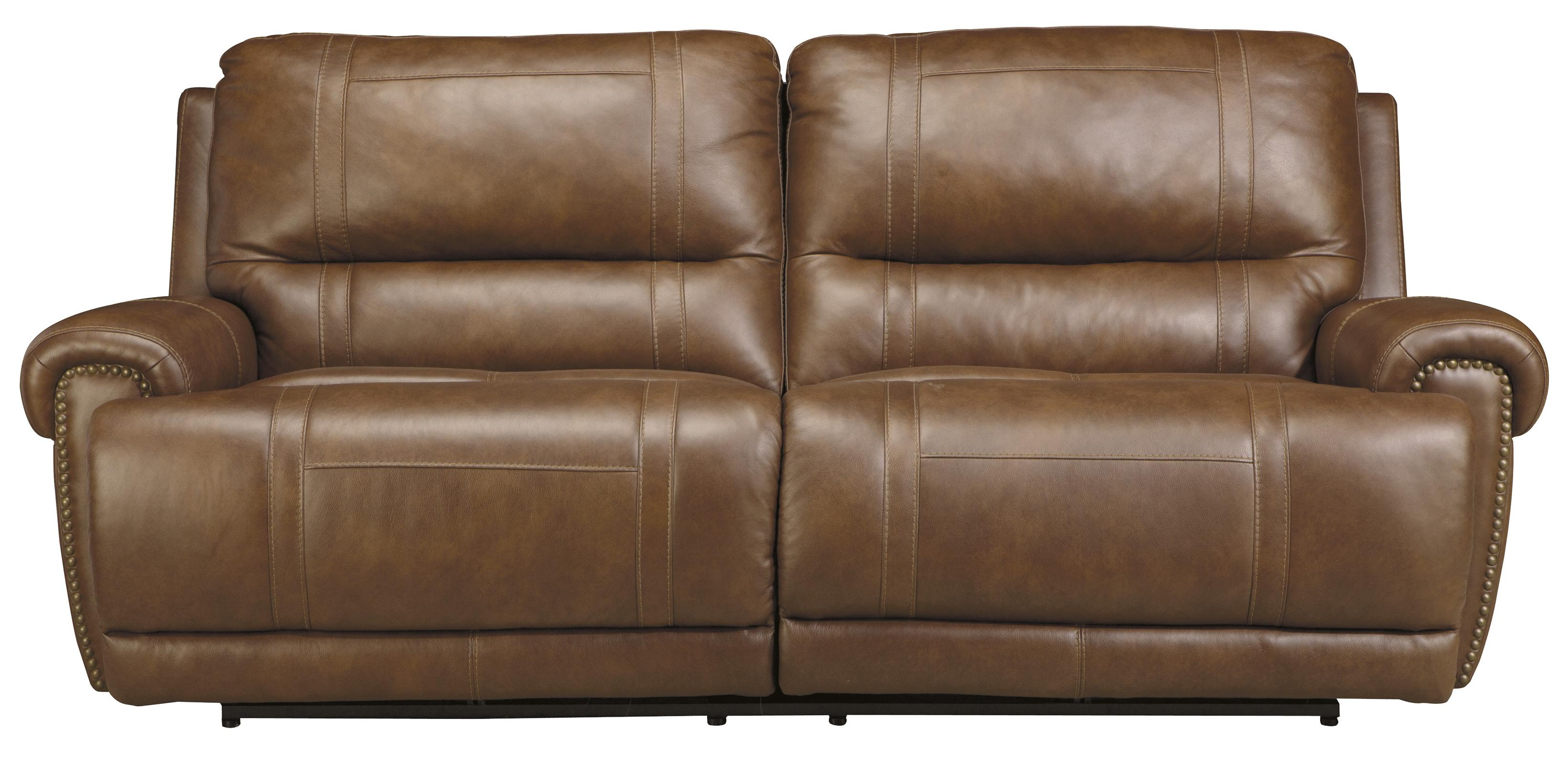 Signature Design by Ashley Paron Vintage 2 Seat Reclining Power