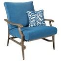 Ashley (Signature Design) Partanna Outdoor Motion Lounge Chair - Item Number: P556-826-C