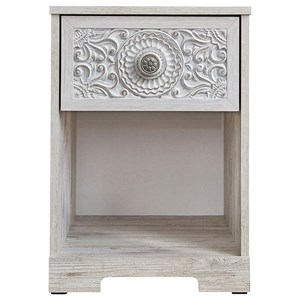 Relaxed Vintage Nightstand