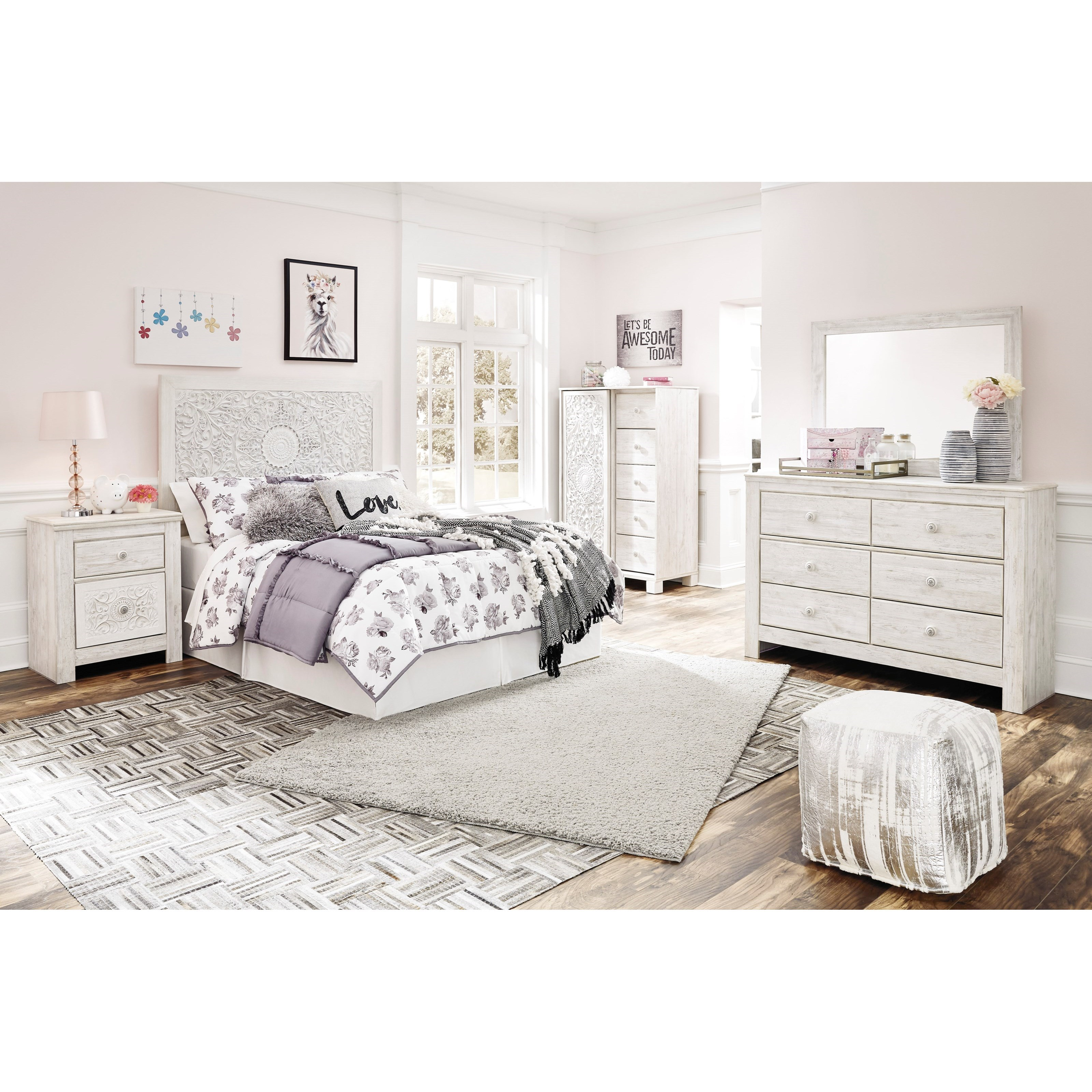 Ashley Furniture Signature Design Paxberry B181 F Bedroom Group 1 Full Bedroom Group Del Sol Furniture Bedroom Groups