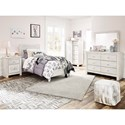Signature Design by Ashley Paxberry Twin Bedroom Group - Item Number: B181 T Bedroom Group 2