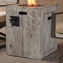 Signature Design by Ashley Peachstone Fire Column - Item Number: P655-901