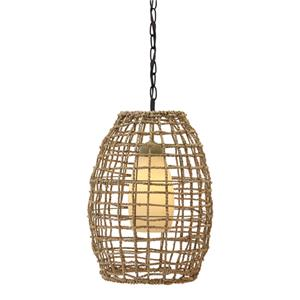 Signature Design by Ashley Pendant Lights Dalinda Natural Pendant Light