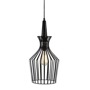 Signature Design by Ashley Pendant Lights Ichiro Black Metal Pendant Light
