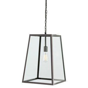 Signature Design by Ashley Pendant Lights Danyale Clear Glass Pendant Light