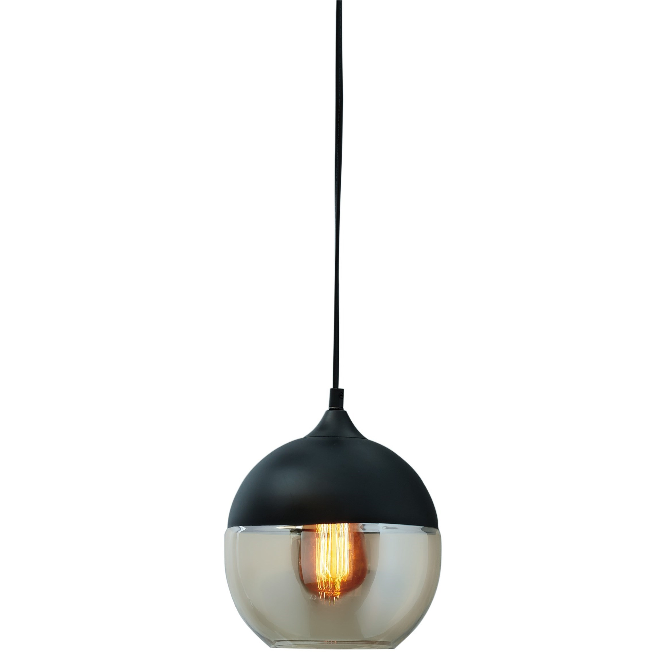 black cord htm lamp koge gloss ball light ceiling pendant with ceilings share