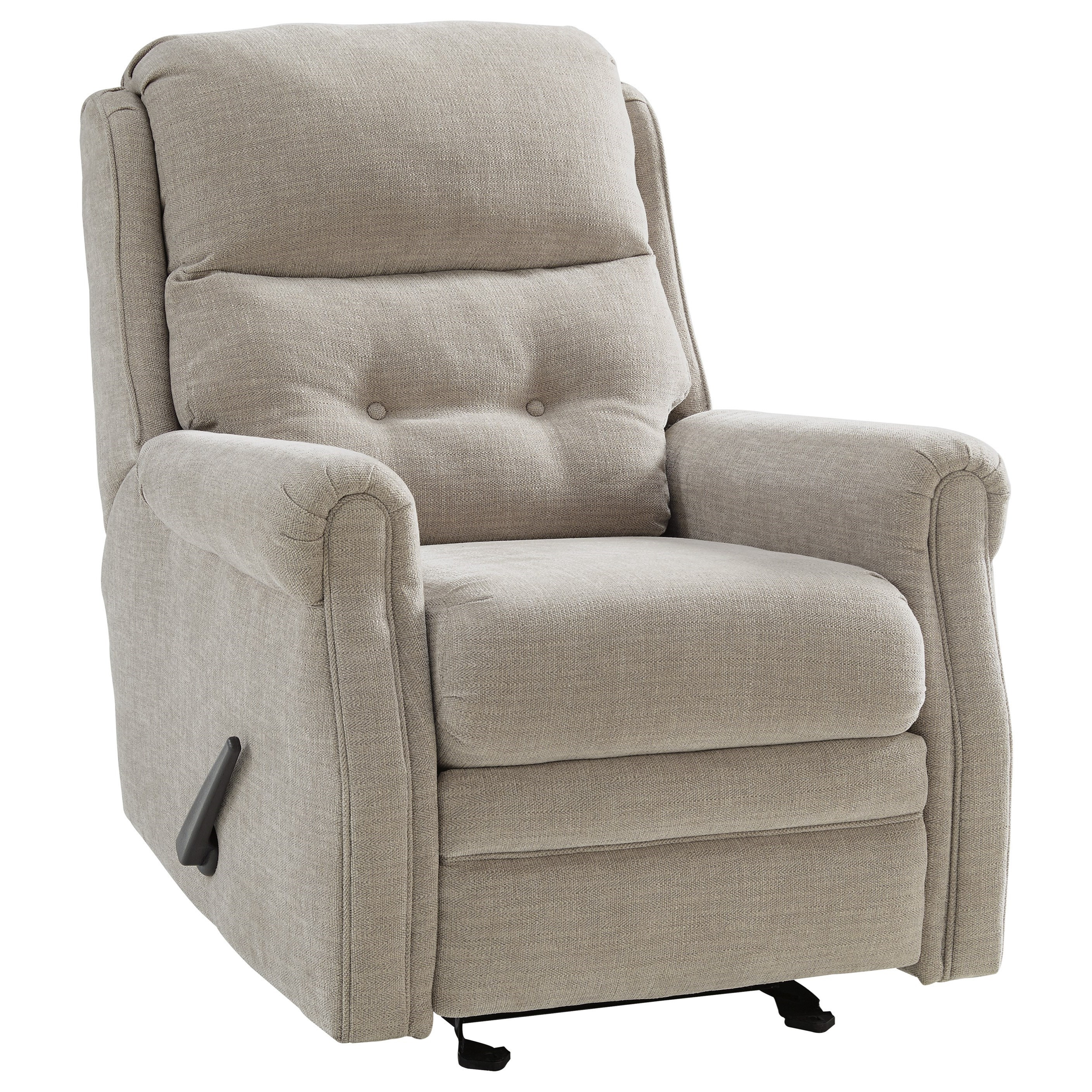 Penzberg Glider Recliner by Signature Design by Ashley at Beck's Furniture
