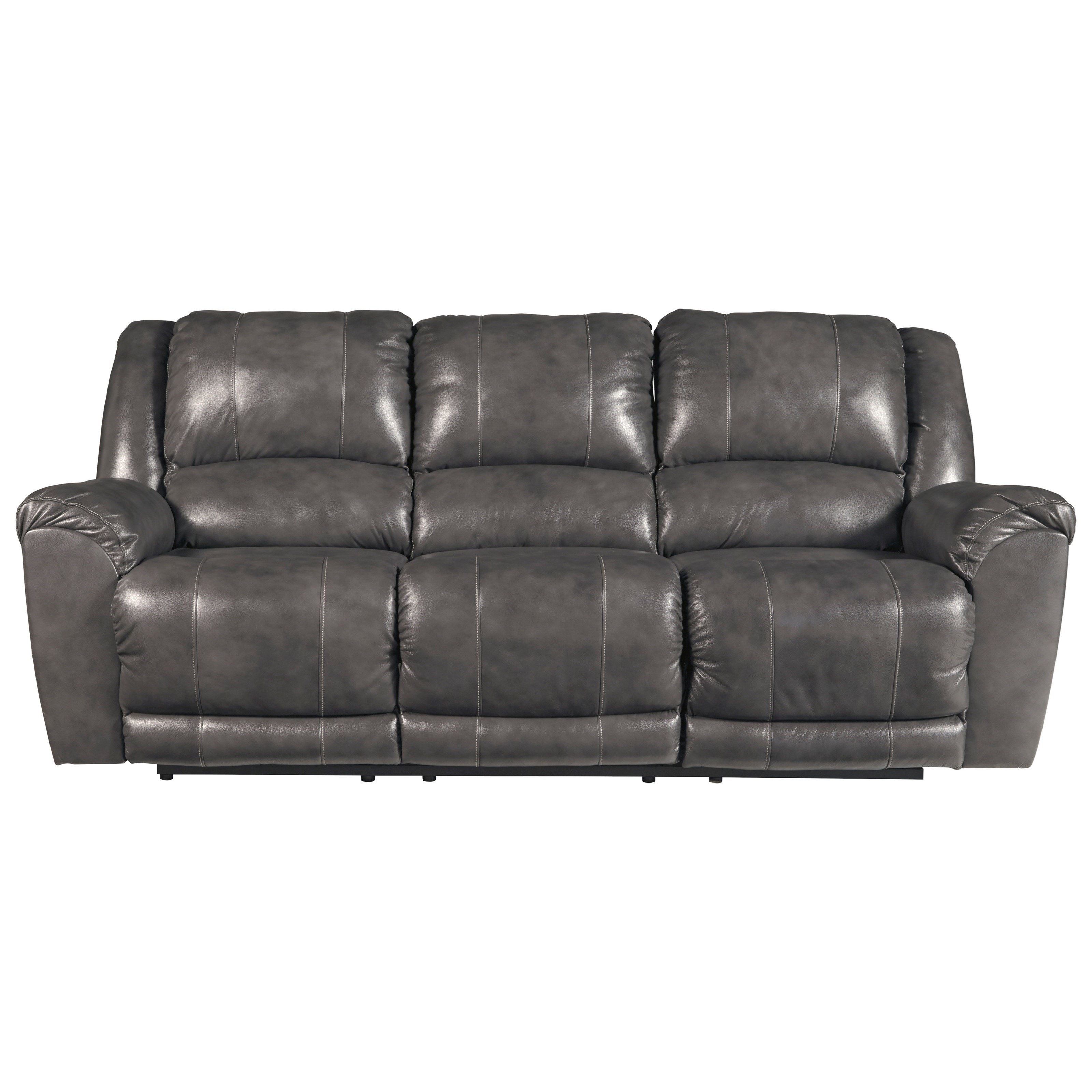 Signature Design by Ashley Persiphone Reclining Power Sofa - Item Number: 6070187