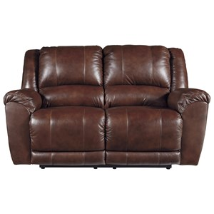 Signature Design by Ashley Persiphone Reclining Power Loveseat