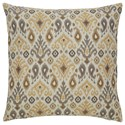 Signature Design by Ashley Pillows Damarion Taupe/Gold/Tan Pillow - Item Number: A1000237P