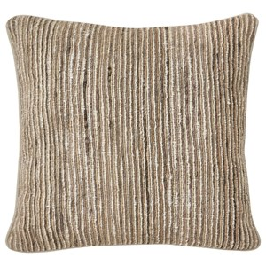 Signature Design by Ashley Pillows Avari - Tan/Taupe Pillow