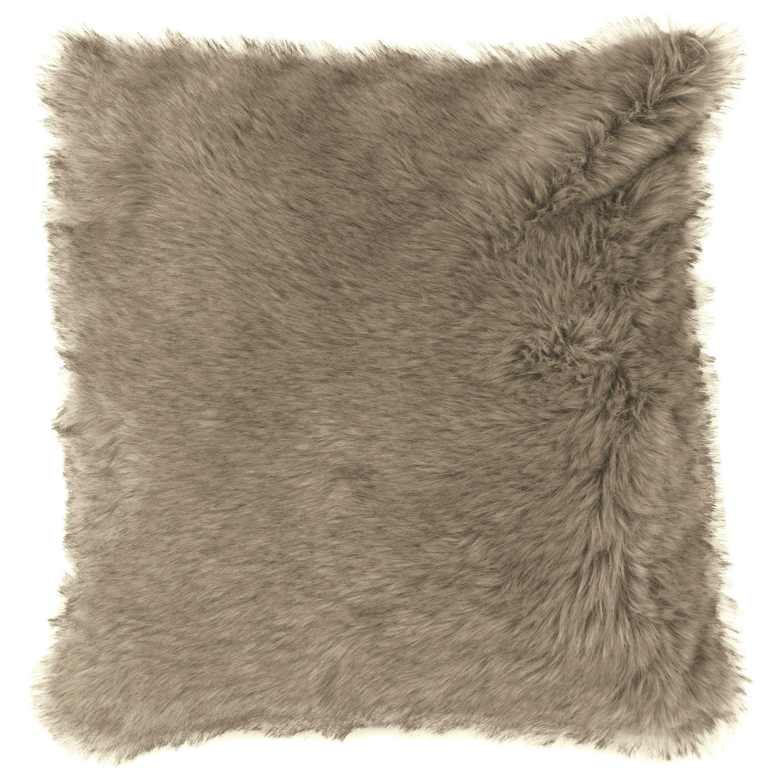Trendz Pillows Ibrahim Tan Pillow - Item Number: A1000256P