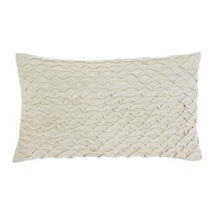 Ashley Signature Design Pillows Stitched - Beige Lumbar Pillow