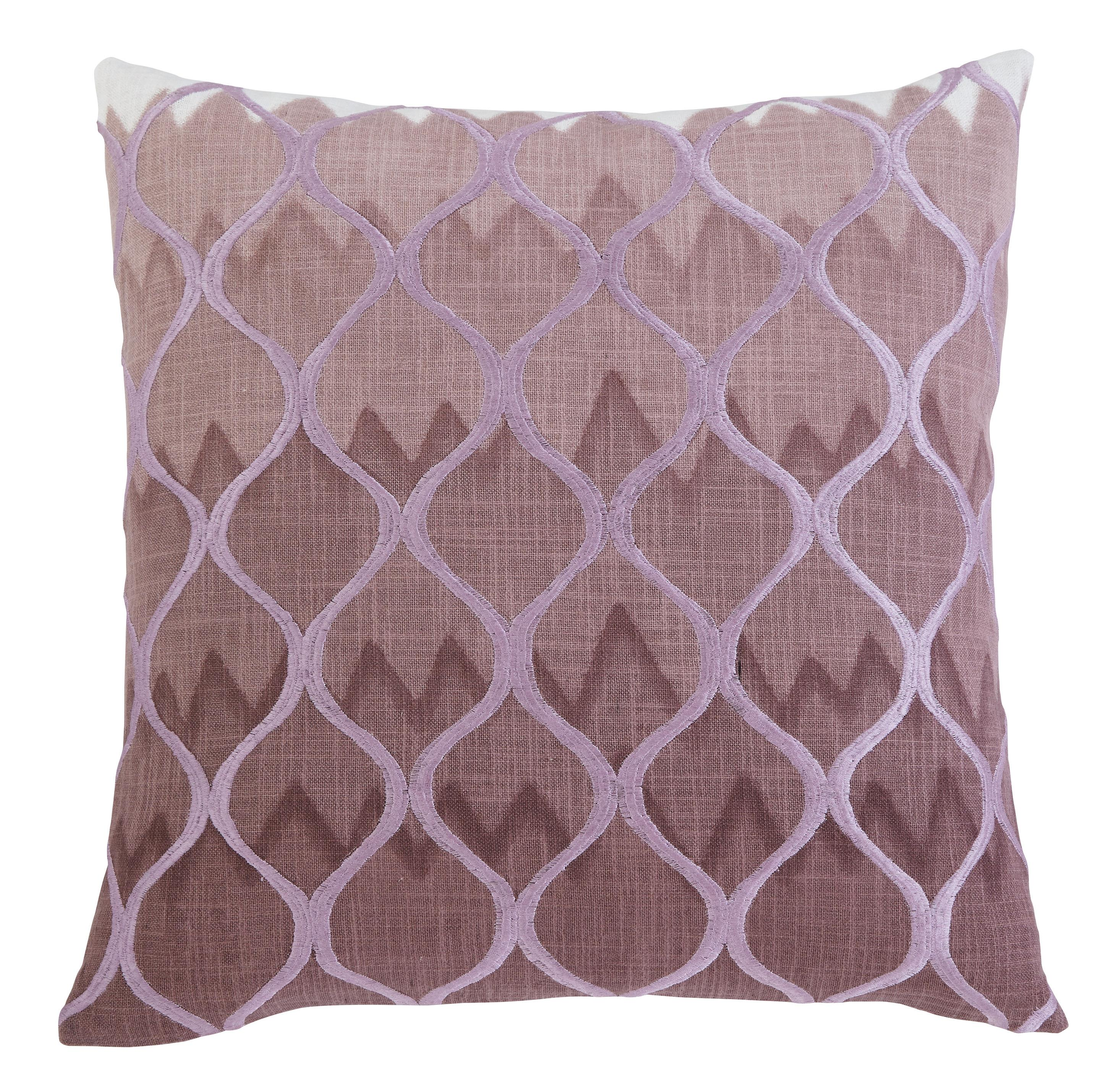 Signature Design by Ashley Pillows Stitched - Purple Pillow Cover - Item Number: A1000271P