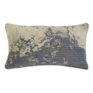 Signature Design by Ashley Pillows Patterned - Gray Lumbar Pillow