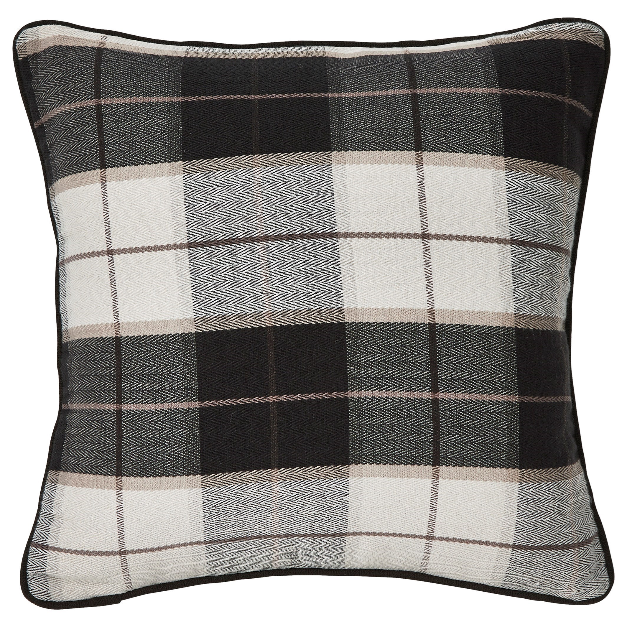 Signature Design by Ashley Pillows Raylan - Black Pillow - Item Number: A1000276P