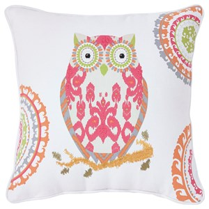 Signature Design by Ashley Pillows Aren Multicolored Pillow