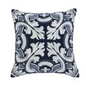 Signature Design by Ashley Pillows Medallion - Navy - Item Number: A1000289P