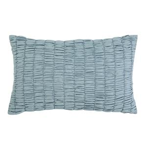 Signature Design by Ashley Pillows Stitched - Sky Blue Lumbar Pillow