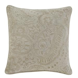 Signature Design by Ashley Pillows Stitched - Natural Pillow Cover