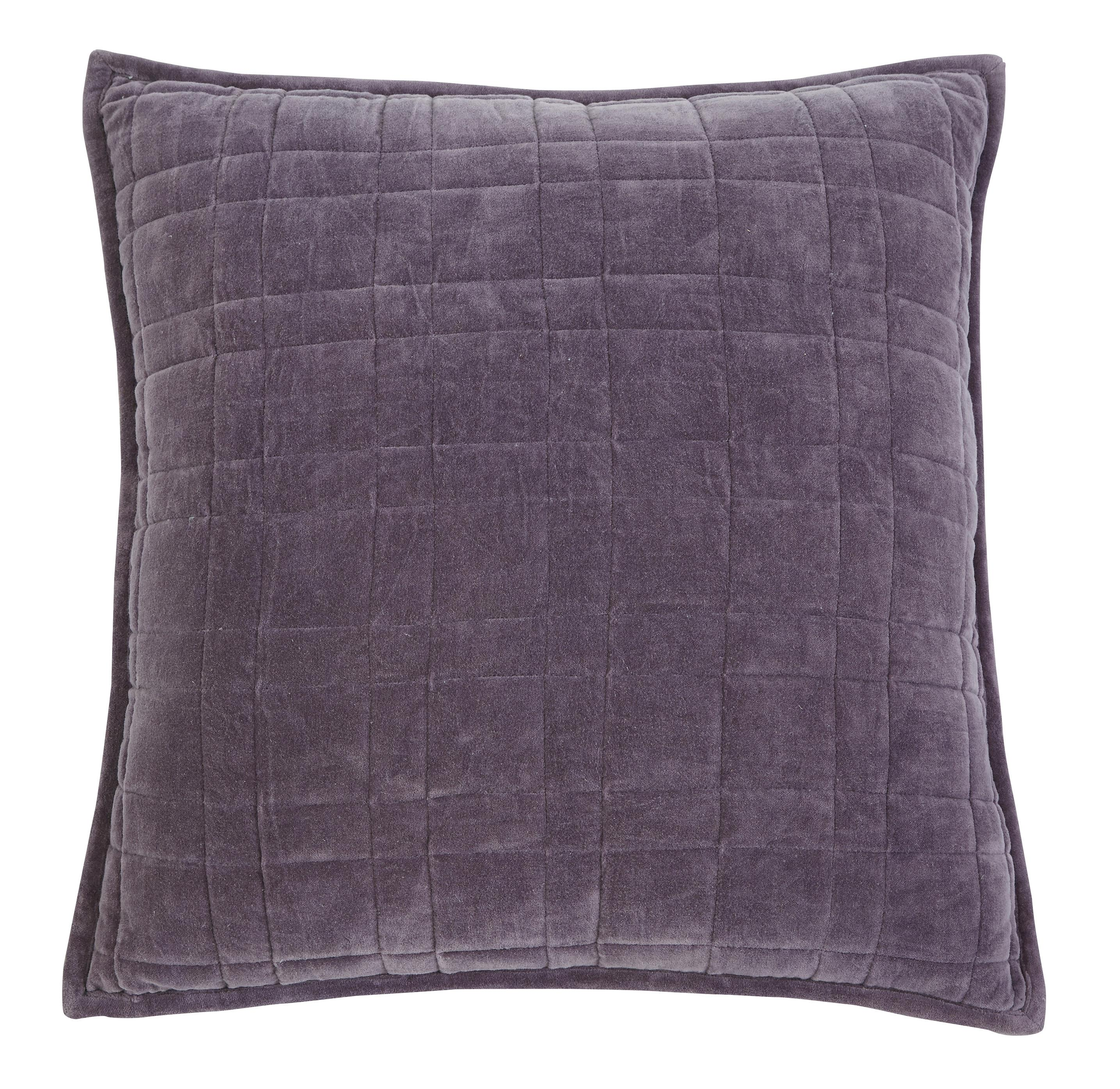 Signature Design by Ashley Pillows Patterned - Plum Pillow Cover - Item Number: A1000305P