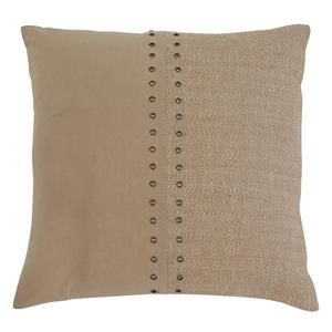 Textured - Natural Pillow