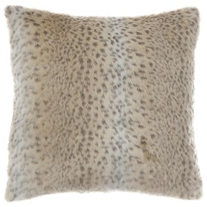Signature Design by Ashley Pillows Rolle Tan Pillow
