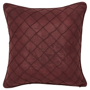 Signature Design by Ashley Pillows Damia - Wine Pillow