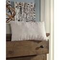 Signature Design by Ashley Pillows Canton - Cream Lumbar Pillow