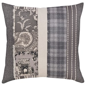 Signature Design by Ashley Pillows Avinoam Natural/Gray Pillow