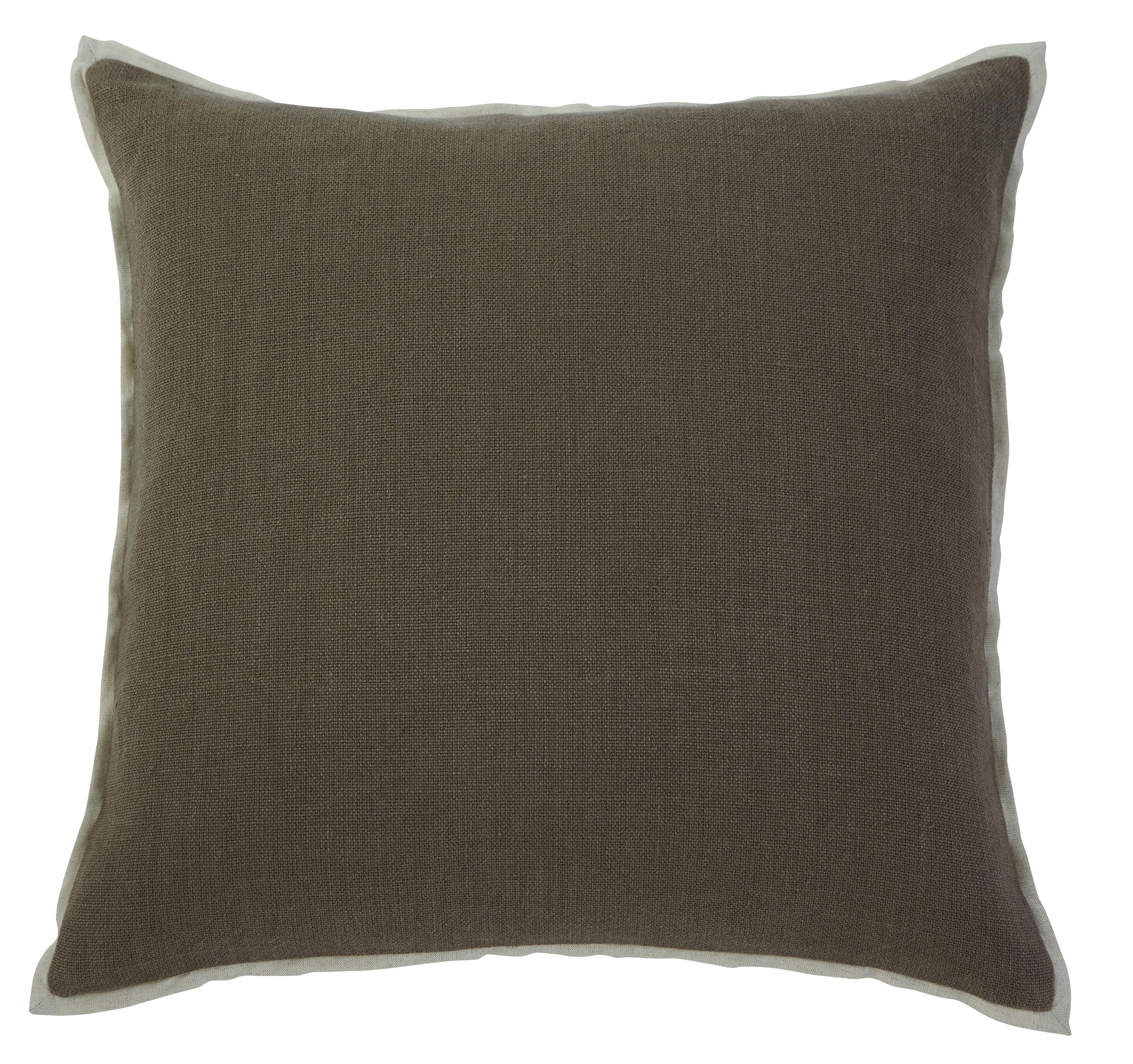 Signature Design by Ashley Pillows Solid - Gray Pillow Cover - Item Number: A1000341P