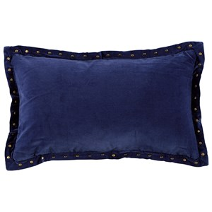 Signature Design by Ashley Pillows Keizer Blue Pillow