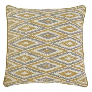 Ashley Signature Design Pillows Stitched - Gold Pillow Cover