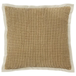 Signature Design by Ashley Pillows Wrexyville - Gold Pillow
