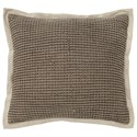 Signature Design by Ashley Pillows Wrexyville - Brown Pillow - Item Number: A1000360P