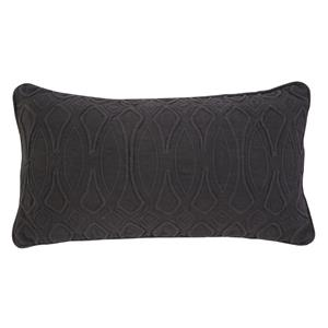 Ashley Signature Design Pillows Solid - Ink Lumbar Pillow