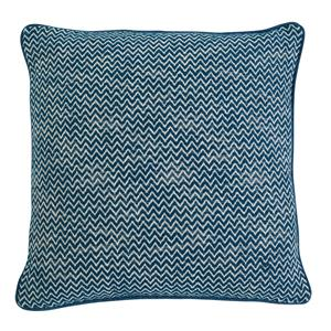 Signature Design by Ashley Pillows Chevron - Teal Pillow