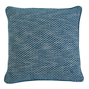 Signature Design by Ashley Pillows Chevron - Teal Pillow