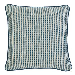 Signature Design by Ashley Pillows Striped - Turquoise