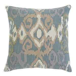 Signature Design by Ashley Pillows Patterned - Blue Pillow Cover