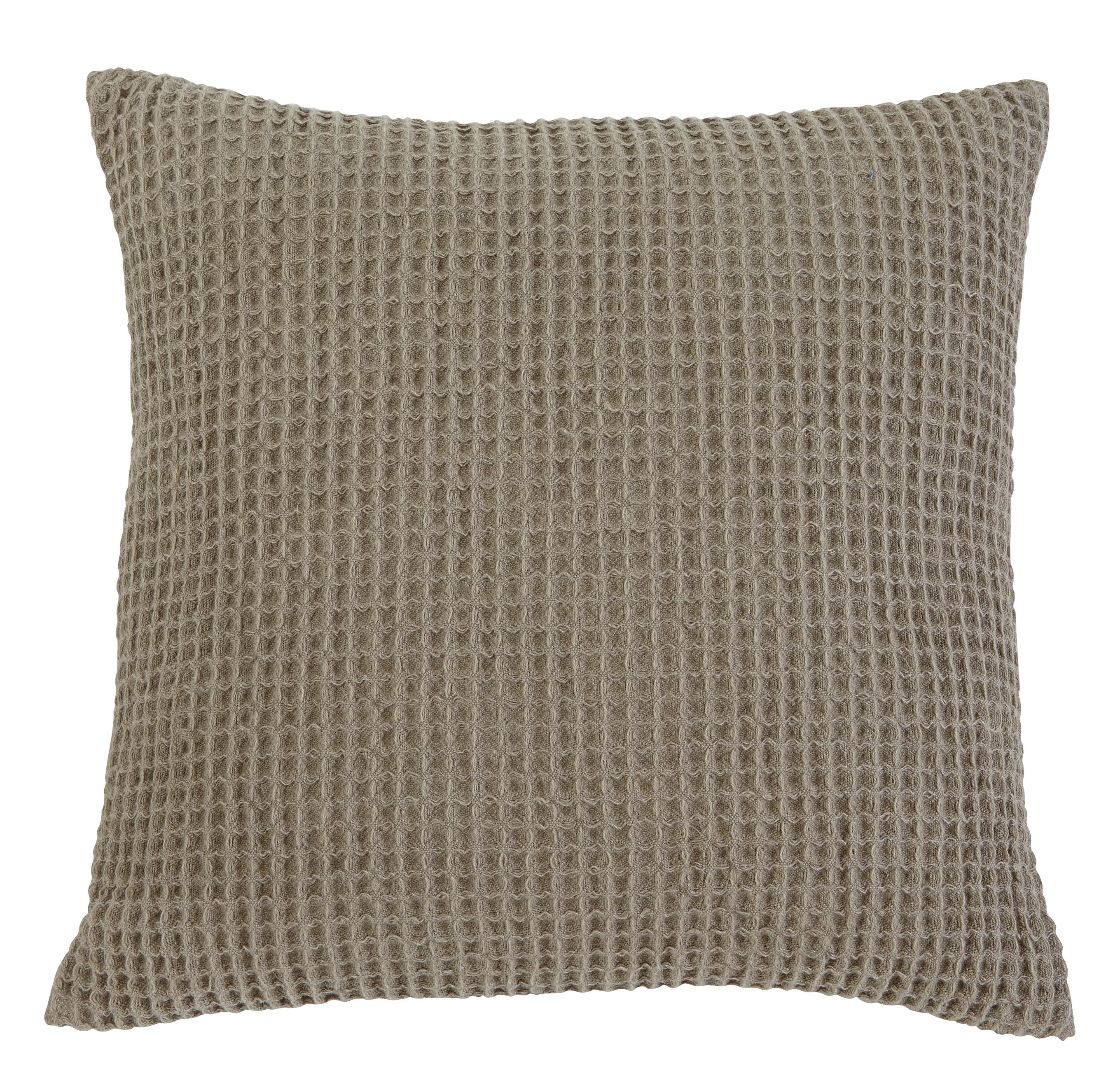 Signature Design by Ashley Pillows Patterned - Brown Pillow Cover - Item Number: A1000380P