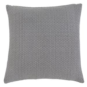 Signature Design by Ashley Pillows Solid - Gray Pillow