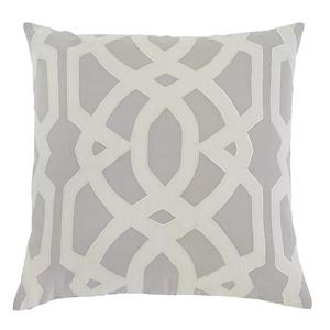 Signature Design by Ashley Pillows Gate - Gray Pillow Cover