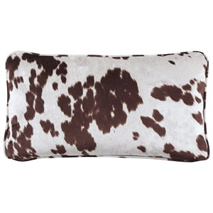 Signature Design by Ashley Pillows Dagan Brown/Cream Pillow