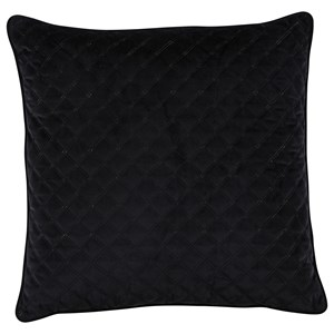 Signature Design by Ashley Pillows Piercetown Black Pillow