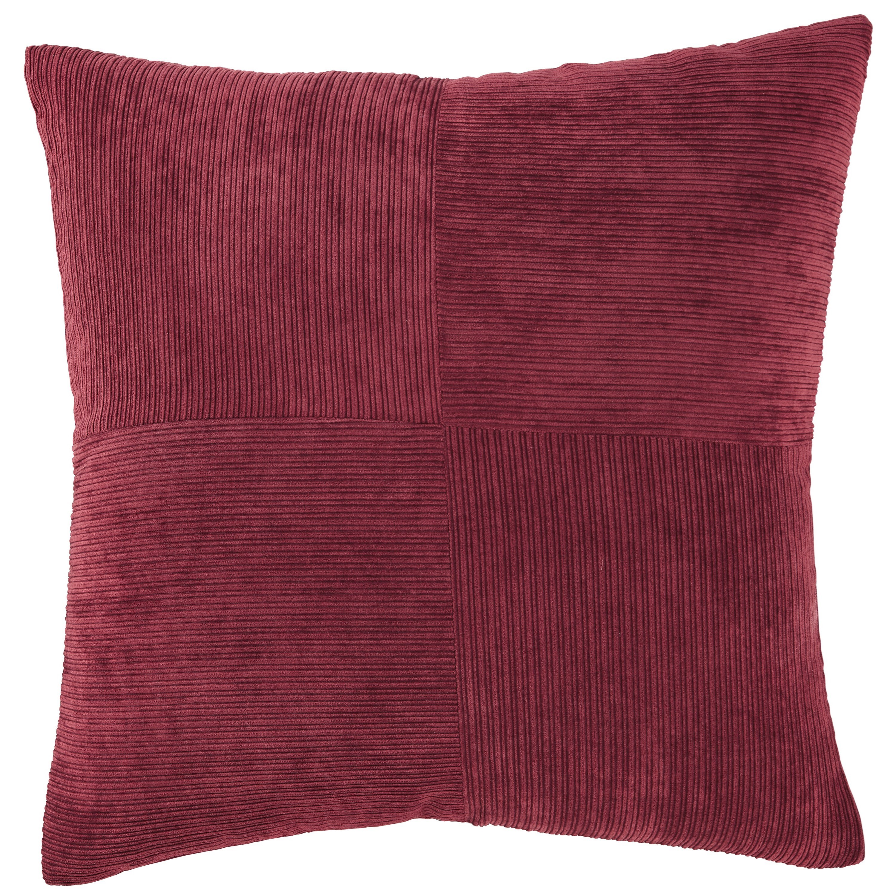 Jinelle Brick Red Pillow