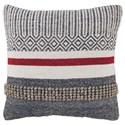 Signature Design by Ashley Pillows Jevin Multicolor Pillow - Item Number: A1000449P